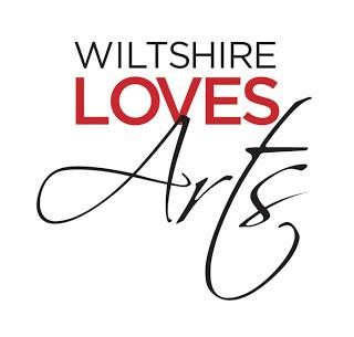 Wiltshire Loves Arts Logo