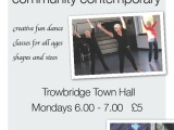 Opportunity: Community Contemporary Dance inTrowbridge