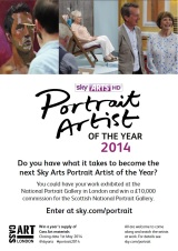 Opportunity: Portrait Artist of the Year 2014