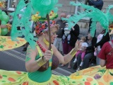 Opportunity: Devizes Outdoor Celebratory Arts are offering free workshops for groups to learn about carnivalcostumes