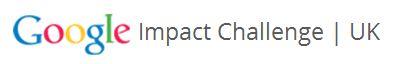 Google impact challenge UK