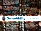 Call for Papers for SenseAbility: Do disabled artists and audiences still have to scream to be heard in the 21stCentury?