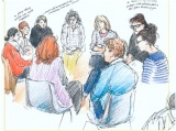 A Sense of Place: Creative Gathering with the Wiltshire forum on Community Area Partnerships