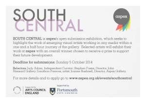 aspex open exhibition call