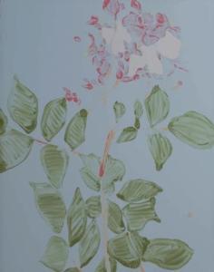 Garry Hume – Flower Sereies 2 - Doves