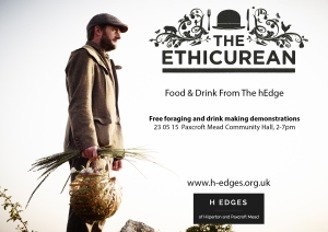 hEdges food and drink invite