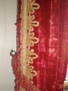 Wilton House curtains
