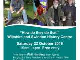 Wiltshire and Swindon History Centre openday