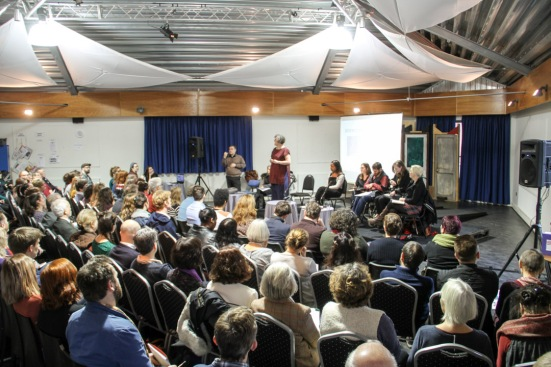 Theatre Fest West Symposium 2017 Photo credit: Simon Ward