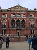 Fabric of Life blog 3 – The V&A … Three times!