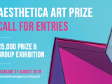 Opportunity: Aesthetica Art Prize2018