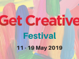 Opportunity: Get Creative Festival2019