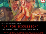 Opportunity: Pound Arts Young Open 2019