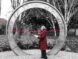 Guest blog:  George Ward Gardens Public Art by PlanetArts